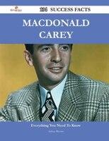 Macdonald Carey 134 Success Facts - Everything you need to know about Macdonald Carey