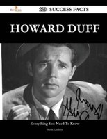 Howard Duff 123 Success Facts - Everything you need to know about Howard Duff