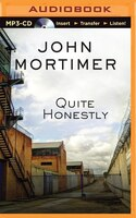 Quite Honestly: A Novel