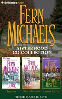 Fern Michaels Sisterhood CD Collection 2: The Jury, Sweet Re