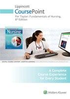 Taylor 8e Coursepoint; Plus Lww Docucare Six-month Access Package