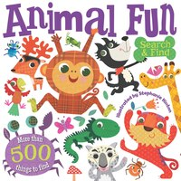 Animal Fun Search and Find