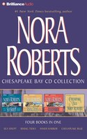 Nora Roberts Chesapeake Bay Cd Collection: Sea Swept, Rising