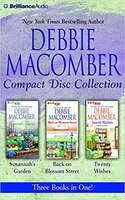 Debbie Macomber Cd Collection: Susannah's Garden, Back