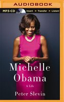 Michelle Obama (cd-audio) : A Life