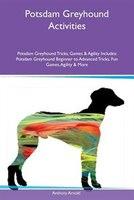 Potsdam Greyhound Activities Potsdam Greyhound Tricks, Games & Agility Includes: Potsdam Greyhound Beginner to Advanced