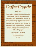 Coffeecryptic Vol. III
