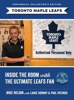Inside The Room With The Ultimate Leafs Fan: Centennial Collector's Edition