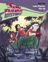 In the second book in the Sam & Friends Mystery graphic novel series, canine sleuth Sam is bored at the prospect of spending a cottage weekend at Sagawa Lake - until she hears that the lake has a deep, dark secret.This is exactly what Sam wants to hear and sure enough, with help from Jennie and Beth, Sam finds an old diary hidden in the wall of their cabin and what they read there is chilling