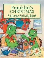 Franklins Christmas: A Sticker Activity Book