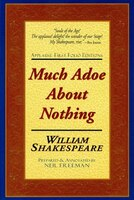 Much Adoe About Nothing: Applause First Folio Editions