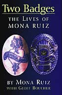 Two Badges:  The Lives Of Mona Lisa
