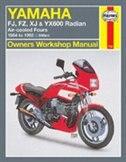 Yamaha FJ, FZ, XJ, & YX600 Radian Owners Workshop Manual:
