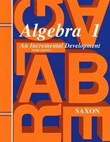 Algebra 1 3e Solutions Manual