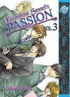 Kurashina Sensei's Passion Volume 3 (Yaoi)