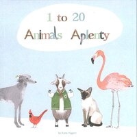 1 To 20- Animals Aplenty