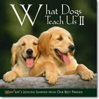 What Dogs Teach Us II: More! Life's Lessons Learned From Our Best Friends