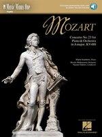 Mozart - Concerto No. 23 in A Major, KV488: Music Minus One Piano 2-cd Set