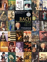 J.s. Bach - Brandenburg Concerti Nos. 4 & 5: Music Minus One Flute Deluxe 2-cd Set