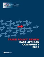 Trade Policy Review - East African Community: 2012