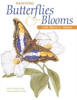 Painting Butterflies & Blooms with Sherry C. Nelson