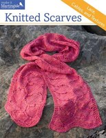 Knitted Scarves: Lace, Cables And Textures