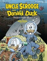 "Walt Disney Uncle Scrooge And Donald Duck:  ""treasure Under Glass"": The Don Rosa Library Vol. 3"