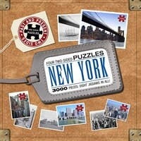 New York City:  Past to Present Puzzles