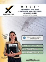 MTLE Minnesota World Language and Culture: Spanish (K-12) Teacher Certification Test Prep Study Guide