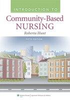 Introduction To Community-based Nursing