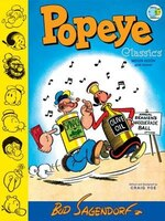 Popeye Classics:  Moon Goon And More!