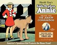 Complete Little Orphan Annie Volume 10