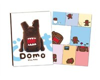 Domo Sticky Note Book - Dark Horse Deluxe