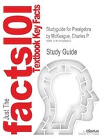 Studyguide For Prealgebra By Charles P. Mckeague, Isbn 9780495559917