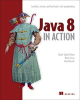 SummaryJava 8 in Actionis a clearly written guide to the new features of Java 8