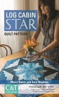Log Cabin Star Quilt Pattern