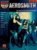 Aerosmith: Bass Play-along Volume 36