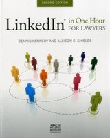 Linkedin(r) In One Hour For Lawyers