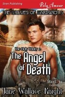 9781627415187 - Jane Wallace-knight: The Holy Trinity 2: The Angel of Death [The Wolves of Gardwich 3] (Siren Publishing PolyAmour ManLove) - كتاب