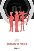 The Manhattan Projects Volume 1