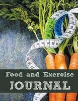 Food and Exercise Journal: JUMBO Size