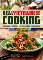 The definitive collection of recipes that captures the experience of travelling through Vietnam, and illustrates how to re-create the flavors at home