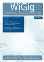 The Wireless Gigabit Alliance (also known as the WiGig) is an organization promoting the adoption of multi-gigabit speed wireless communications technology operating over the unlicensed 60 GHz frequency band.  The creation of WiGig was announced on May 7, 2009