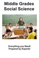 Middle Grades Social Science Practice: Practice Test Questions for Middle Grades Social Science