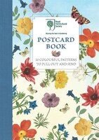 The Royal Horticultural Society Postcard Book: 20 Colourful Patterns To Pull Out And Send