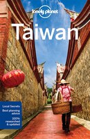 Lonely Planet Taiwan 10th Ed.: 10th Edition