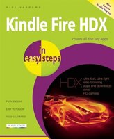 Kindle Fire HDX in Easy Steps