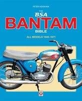 The BSA Bantam is one of the definitive postwar British bikes, perhaps THE definitive British lightweight built after World War II