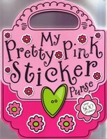My Pretty Pink Sticker Purse (9781848796683 978184879668) photo