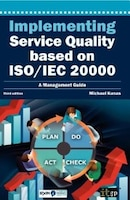 ISO/IEC 20000 is an important international standard for IT service providers